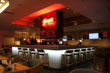 Stock Burger Co Brighton