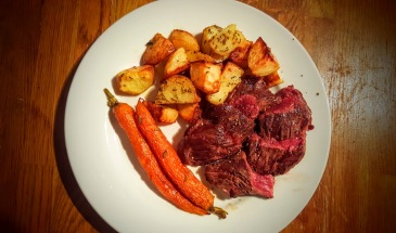 Beef Onglet recipe