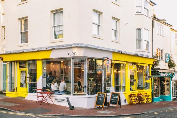 H.en Restaurant Brighton