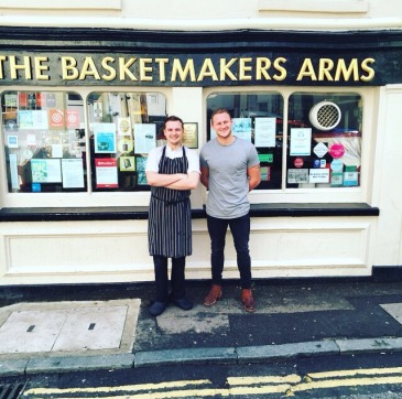 The Basketmakers Arms Brighton Review