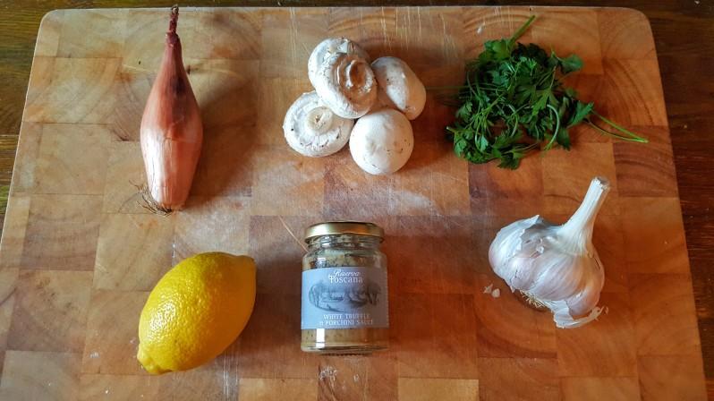 Pop up deli ingredients