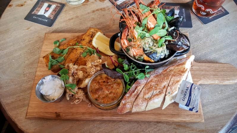 Super Seafood Platter