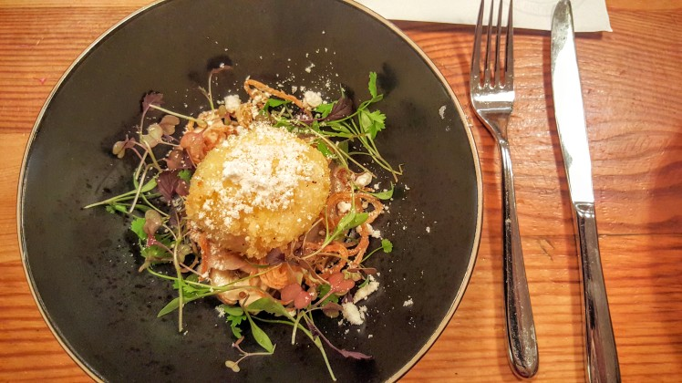 Rye Pop up Brighton Review - Food Booze and Reviews