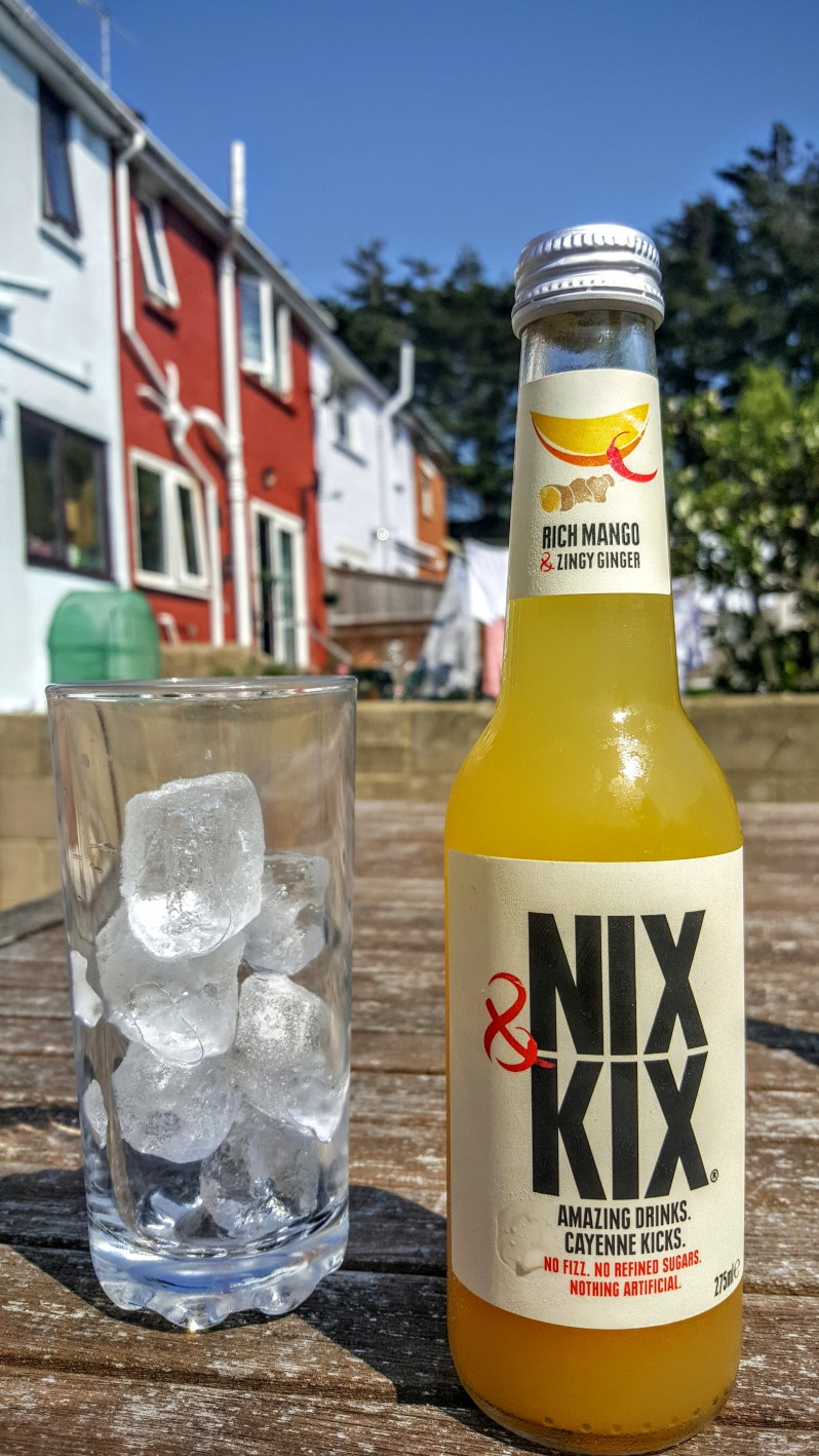 Nix and Kix Mango and Ginger Review