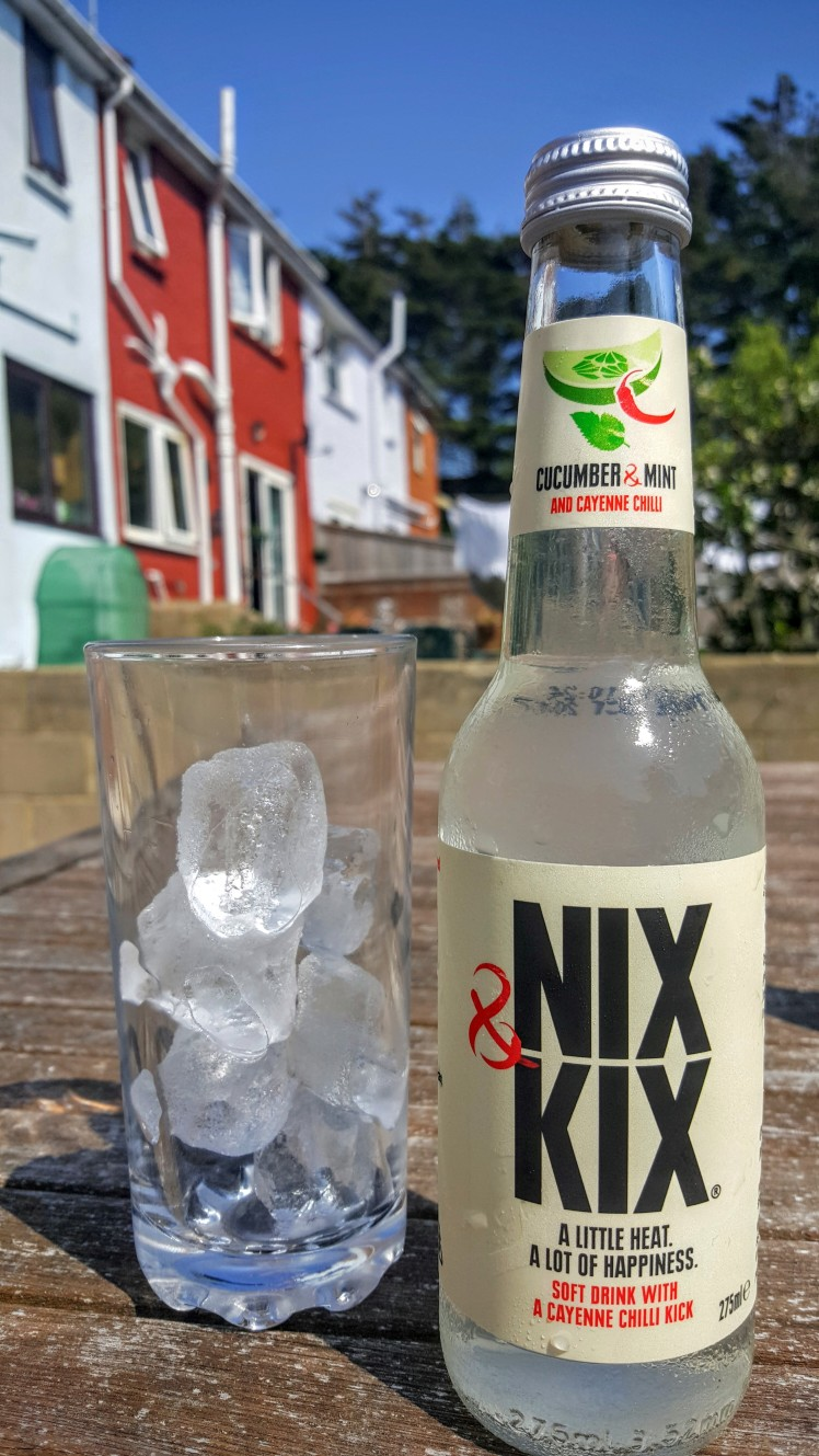 Nix and Kix Cucumber and Mint Review