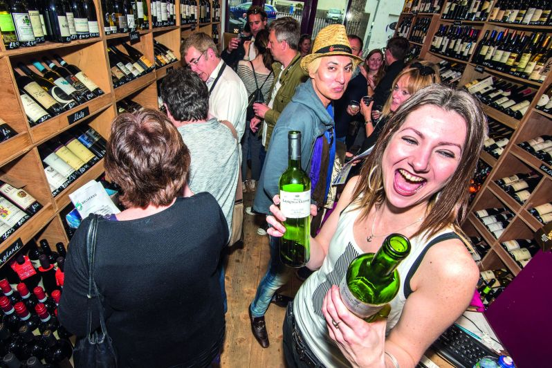 Wine and Tapas Trail